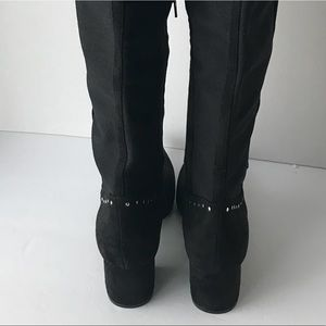 144d65ebabf Seven Dials Shoes - NEW Seven Dials Tall Boots 8 black studded boots
